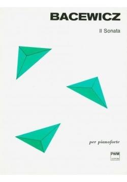 II Sonata na fortepian