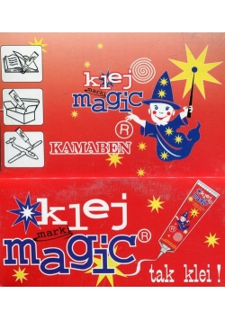 Klej Magic 45g Display 20 sztuk
