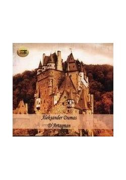 D'Artagnan audiobook