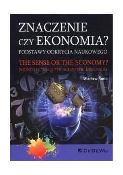 Znaczenie czy ekonomia? Podstawy odkrycia...