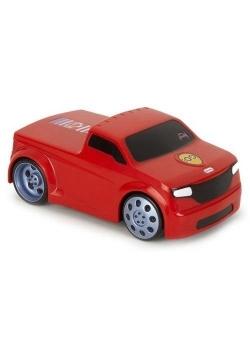 """Samochód wyścigowy czerwony """"Dotknij i jedź"""""""