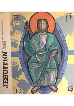 Jesuiten. Jahrbuch der Gesellschaft Jesu 1980-1981