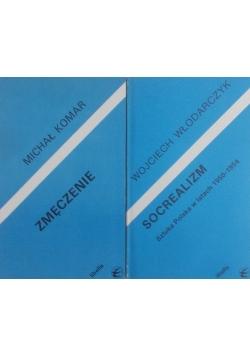 Zestaw 2 książek: Zmęczenie, Socrealizm