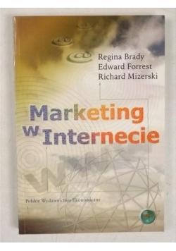Brady Regina - Marketing w internecie