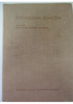 Enzymatologia kliniczna