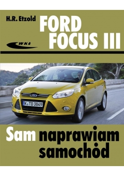Ford Focus III (od kwietnia 2011) WKŁ