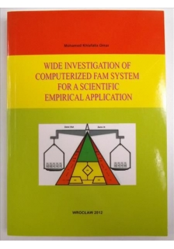 Wide Investigation of Computerized Fam System For a Scientific Empirical Application