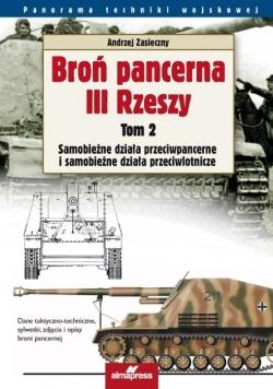 Broń pancerna III Rzeszy. Tom 2 Wyd. II