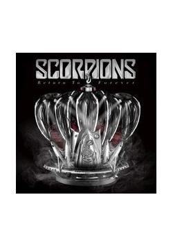 Scorpions, Płyta CD, Nowa