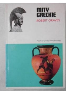 Gravies Robert - Mity greckie