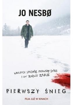 Pierwszy śnieg (okładka filmowa)