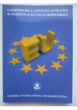 Gospodarka i społeczeństwo w państwach Unii Europejskiej