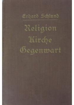 Religion kirche Begenmwart, 1925r.
