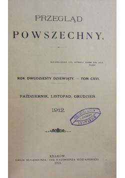 Przegląd powszechny, 1912r.