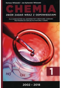 Chemia Tom 1 Zbiór zadań wraz z odpowiedziami 2002-2018
