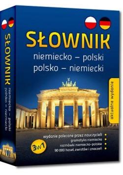 Słownik niem-pol-niem 90000 haseł + gramatyka GREG