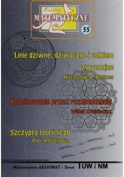 Miniatury matematyczne 55