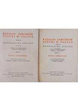 Katalog zabytków sztuki w Polsce, ilustracje i tekst