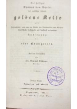 Goldene Rette, 1847 r.