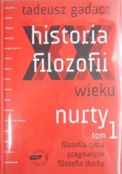 Historia filozofii XX wieku, Tom I + CD