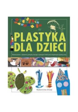 Plastyka dla dzieci 2 zielona