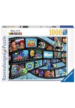 Puzzle Kadry z filmów Pixar 1000