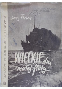 Wielkie dni małej floty, 1946 r.