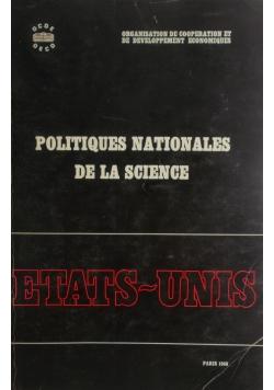 Politiques Nationales de la science