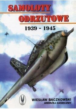 Samoloty odrzutowe 1939-1945