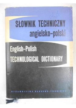 Słownik techniczny angielsko-polski
