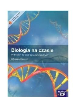 Biologia na czasie Podręcznik zakres podstawowy