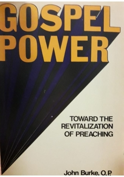 Toward the revitalization of preaching