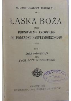 Łaska Boża, 1924 r.