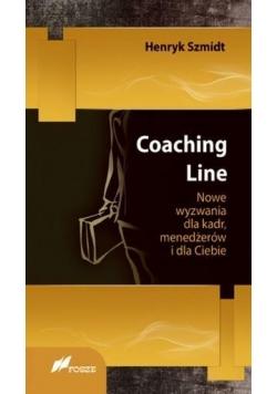 Coaching Line. Nowe wyzwania dla kadr, menedżerów
