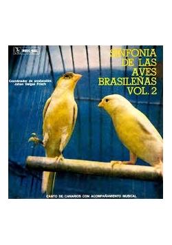 Sinfonia De Las Brasilenas vol.2, płyta winylowa