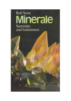 Minerale Sammeln und bestimmen