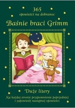 Baśnie braci Grimm. 365 opowieści na dobranoc