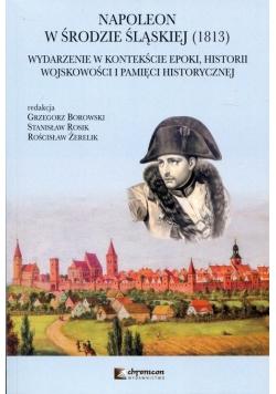 Napoleon w Środzie Śląskiej 1813