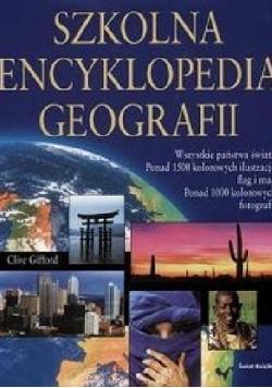 Szkolna Encyklopedia Geografii