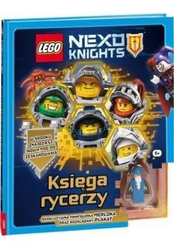 Lego Nexo Knights. Księga rycerzy
