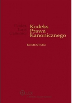 Kodeks Prawa Kanonicznego. Komentarz