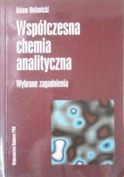 Współczesna chemia analityczna