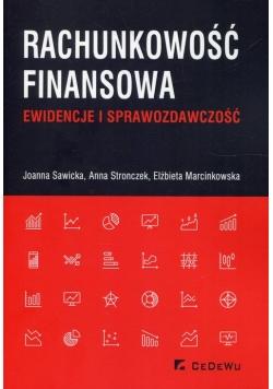 Rachunkowość finansowa Ewidencje i sprawozdawczość