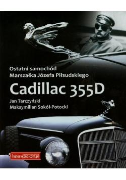 Ostatni samochód Marszałka Józefa Piłsudskiego Zcadillac 355D