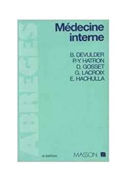 Medecine interne