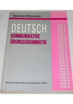 Deutsch kommunikative ubungsgrammatik