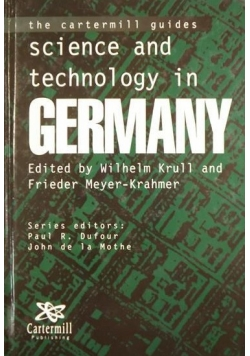 The Cartermill Guides. Science And Technology In Germany