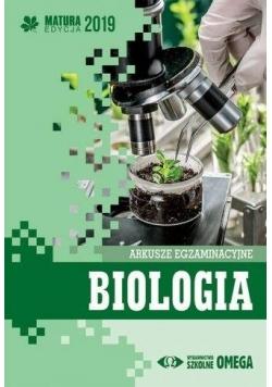 Matura 2019 Arkusze egzamin. Biologia OMEGA