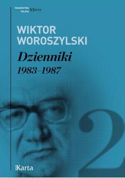 Dzienniki Tom 2 1983 - 1987