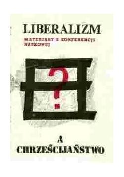 Liberalizm a chrześcijaństwo